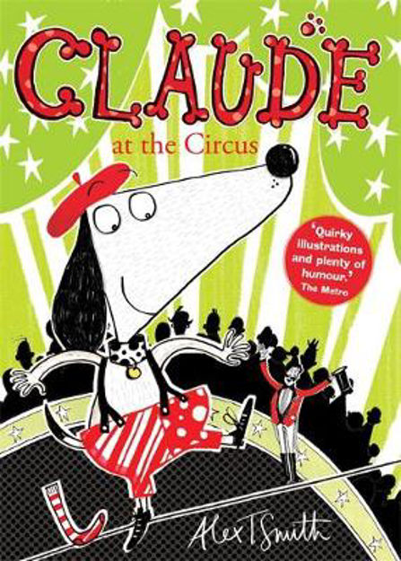 Picture of Claude at the Circus