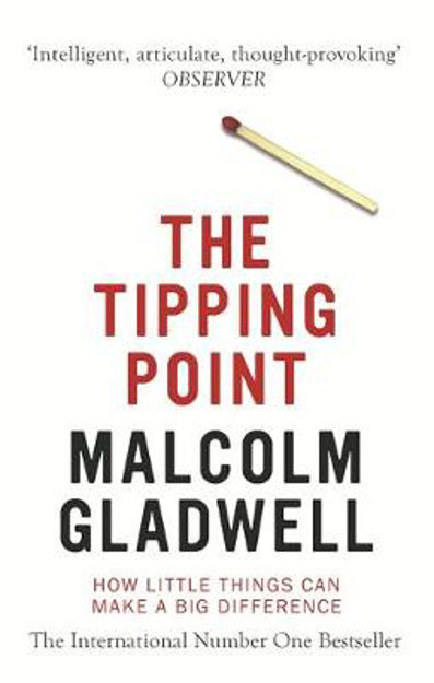 Picture of The Tipping Point: How Little Things Can Make a Big Difference
