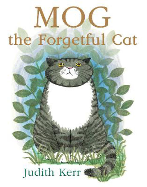 Picture of Mog the Forgetful Cat