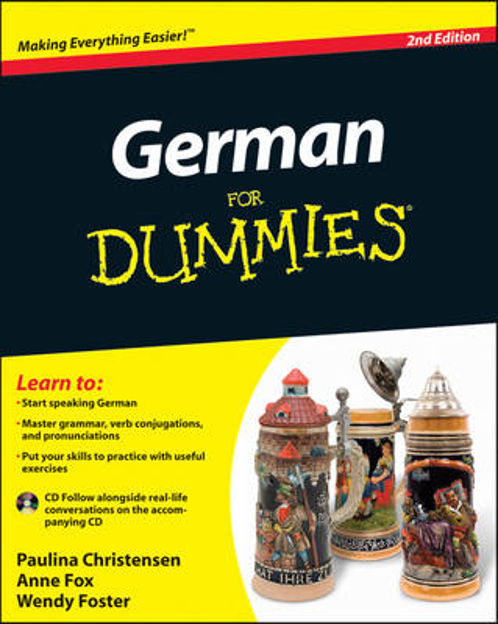 Picture of German For Dummies