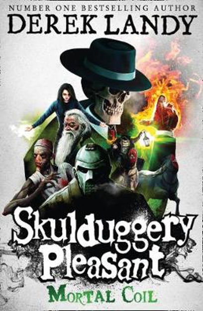 Picture of Skulduggery Pleasant: Mortal Coil