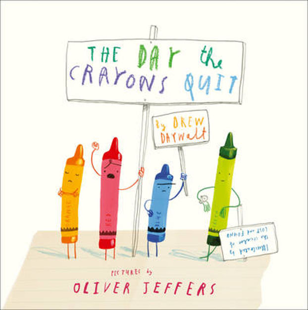 Picture of The Day the Crayons Quit