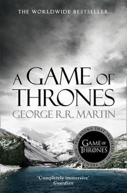 Picture of A Game of Thrones: Book 1 of a Song of Ice and Fire