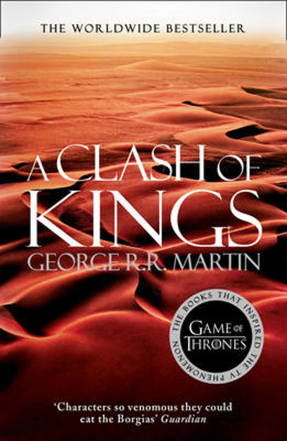 Picture of A Clash of Kings: Book 2 of a Song of Ice and Fire