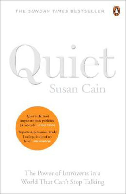 Picture of Quiet: The Power of Introverts in a World That Can't Stop Talking