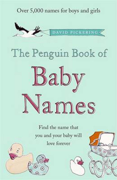 Picture of The Penguin Book of Baby Names