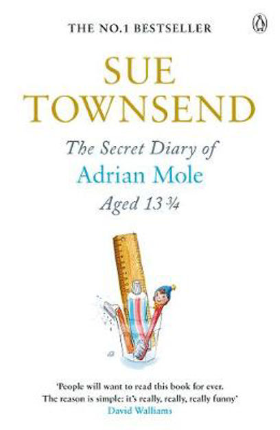Picture of The Secret Diary of Adrian Mole Aged 13 3/4