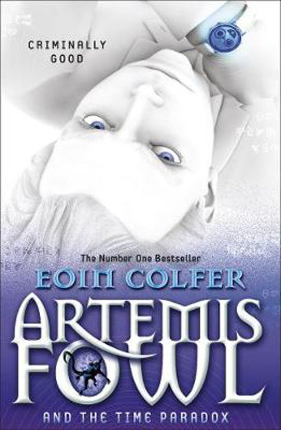 Picture of Artemis Fowl and the Time Paradox