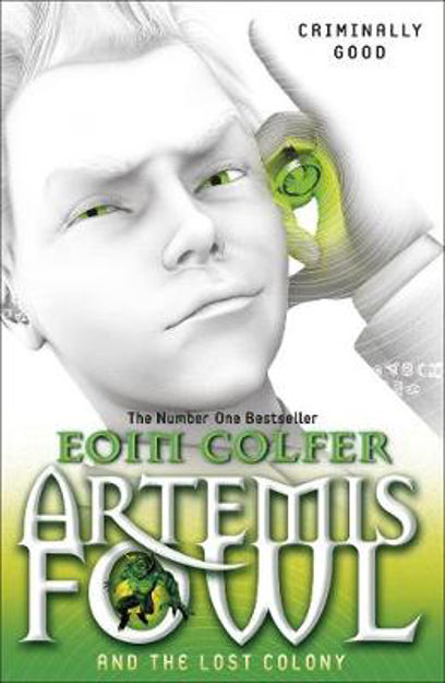 Picture of Artemis Fowl and the Lost Colony