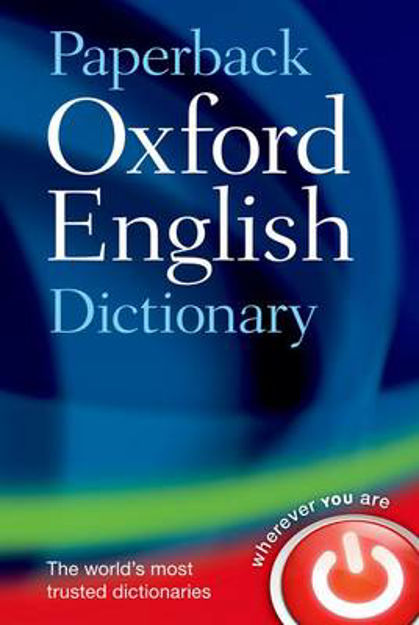 Picture of Paperback Oxford English Dictionary