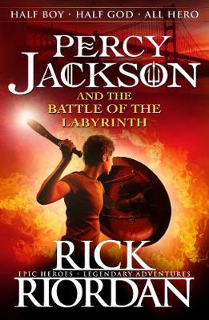 Picture of Percy Jackson and the Battle of the Labyrinth