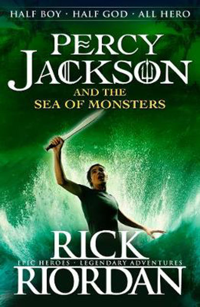 Picture of Percy Jackson and the Sea of Monsters