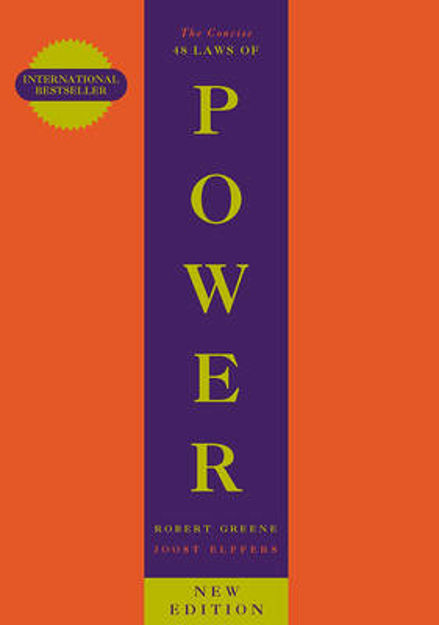 Picture of The Concise 48 Laws of Power