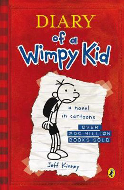 Picture of Diary of a Wimpy Kid (Book 1)
