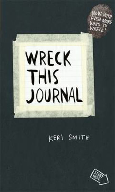 Picture of Wreck This Journal: To Create is to Destroy, Now with Even More Ways to Wreck!