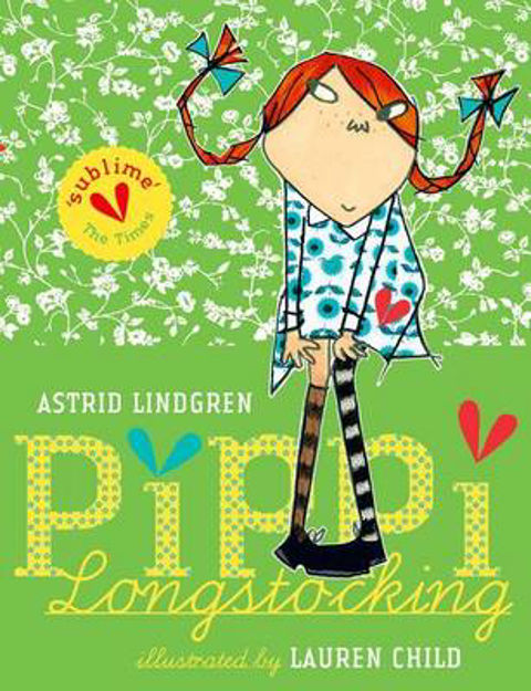 Picture of Pippi Longstocking