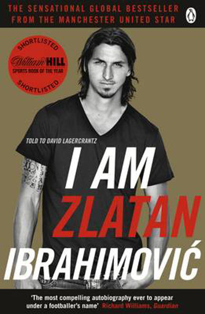 Picture of I am Zlatan Ibrahimovic