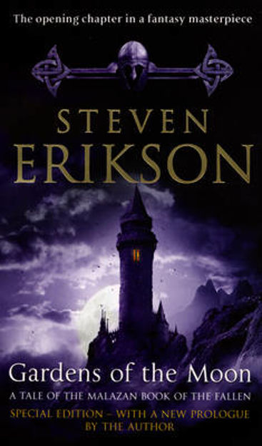 Picture of Gardens of the Moon: (Malazan Book Of The Fallen 1)