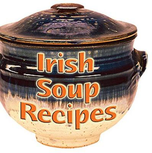 Picture of Irish Soups Magnetic Cookbook