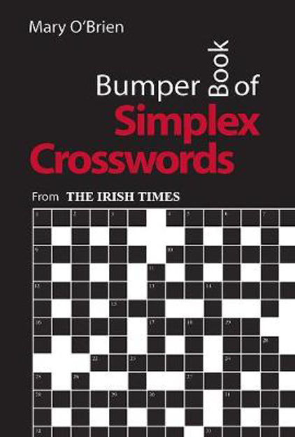 Picture of Bumper Book of Simplex Crosswords: From the Irish Times
