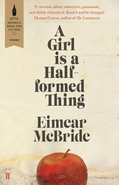 Picture of A Girl is a Half-Formed Thing