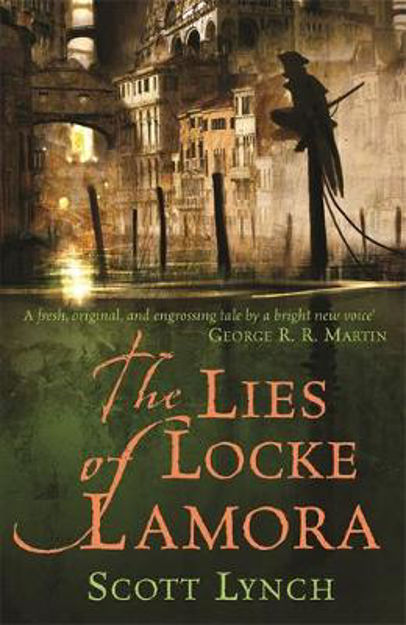 Picture of The Lies of Locke Lamora