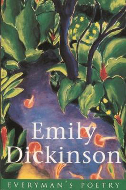 Picture of Emily Dickinson
