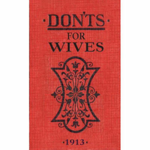 Picture of Don'ts for Wives