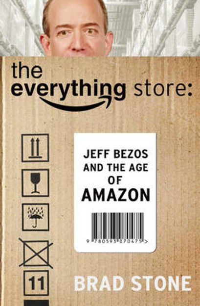 Picture of The Everything Store: Jeff Bezos and the Age of Amazon