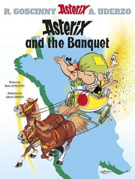 Picture of Asterix and the Banquet: Bk. 5
