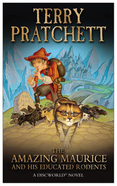 Picture of The Amazing Maurice and His Educated Rodents: (Discworld Novel 28)