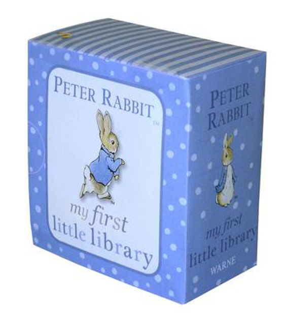 Picture of Peter Rabbit My First Little Library: My First Little Library