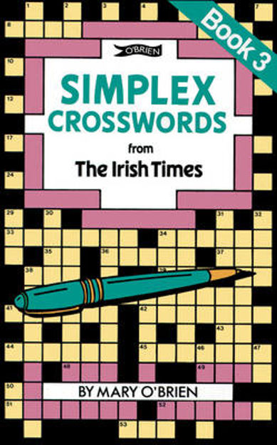 "Picture of Simplex Crosswords from ""The Irish Times"""