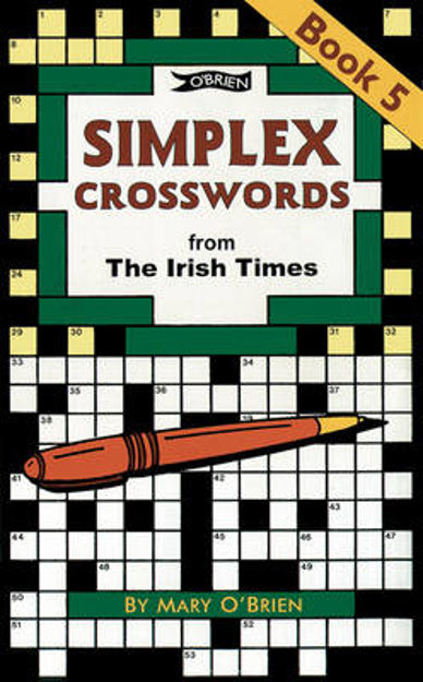 Picture of Simplex Crosswords from The Irish Times