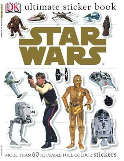 """Picture of """"Star Wars"""" Classic Ultimate Sticker Book"""