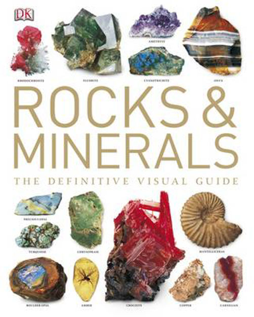 Picture of Rocks and Minerals: The Definitive Visual Guide