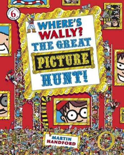 Picture of Where's Wally?: The Great Picture Hunt!