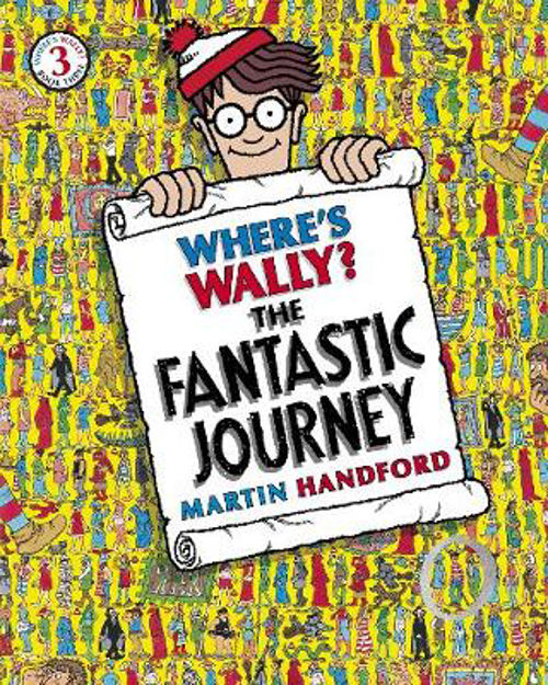 Picture of Where's Wally? The Fantastic Journey