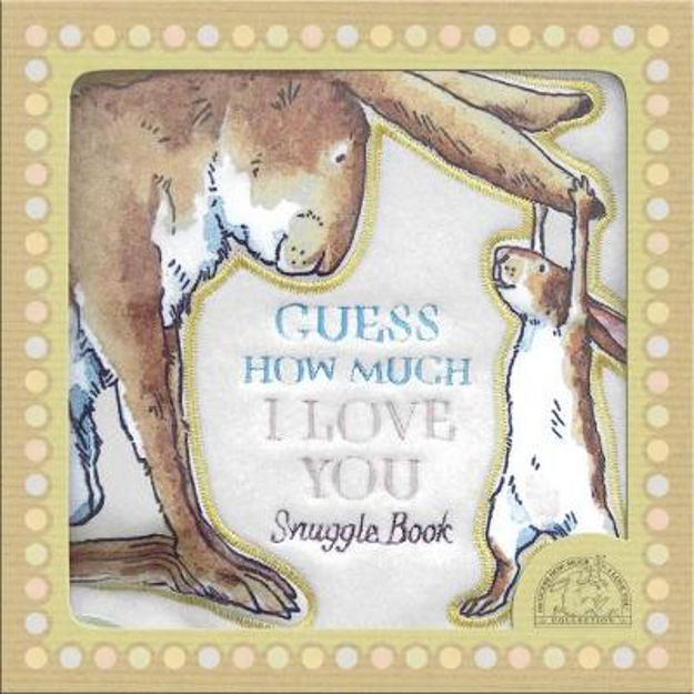 Picture of Guess How Much I Love You - Snuggle Book