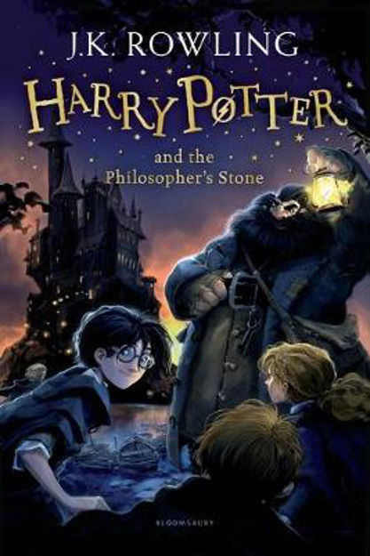 Picture of Harry Potter and the Philosopher's Stone