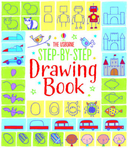 Picture of Step-by-Step Drawing Book