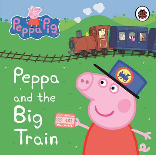 Picture of Peppa Pig: Peppa and the Big Train My First Storybook