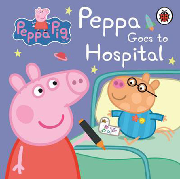 Picture of Peppa Pig: Peppa Goes to Hospital: My First Storybook