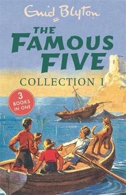 Picture of Famous Five Collection (3 Books in 1)