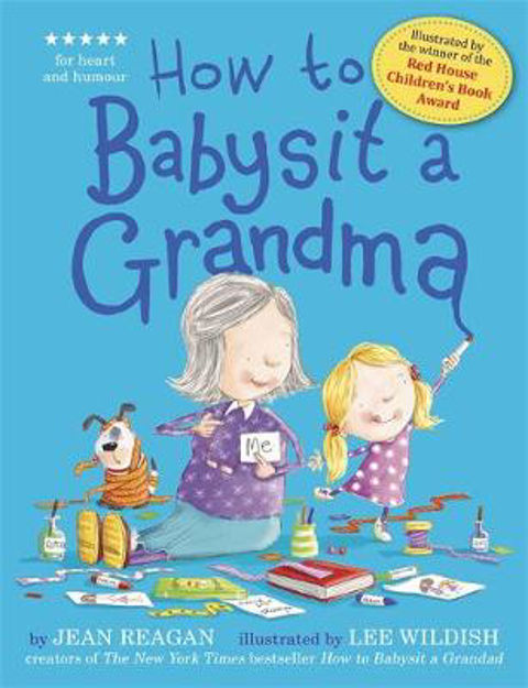 Picture of How to Babysit a Grandma