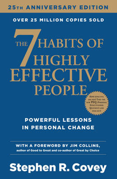 Picture of The 7 Habits of Highly Effective People