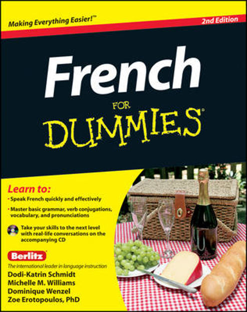 Picture of French For Dummies: with CD