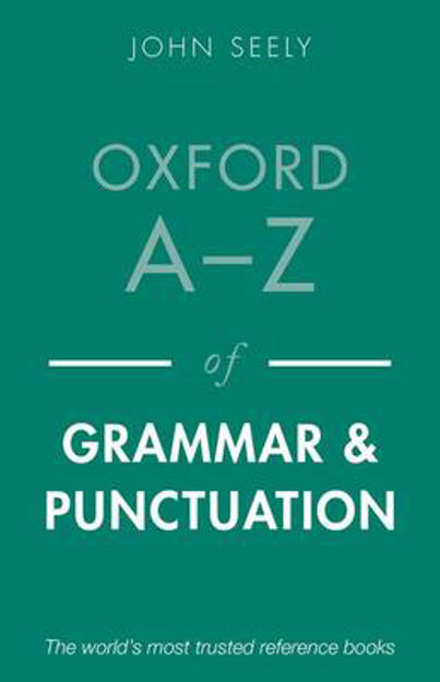Picture of Oxford A-Z of Grammar and Punctuation
