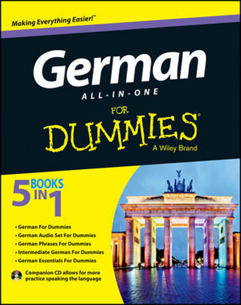 Picture of German All-in-One For Dummies
