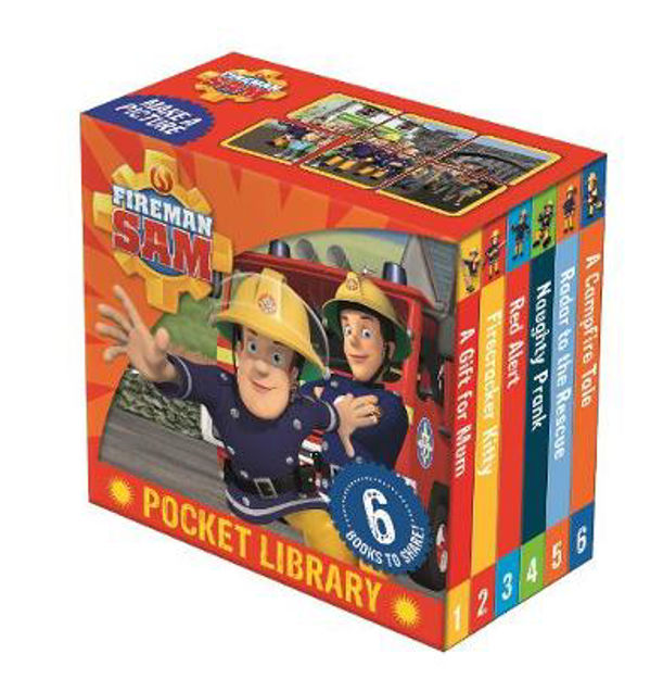 Picture of Fireman Sam Pocket Library